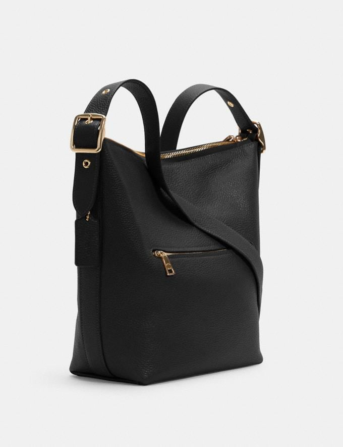 Coach Val Duffle Im/Black 9.3 Outlet sale and back in stock Alternate View 1