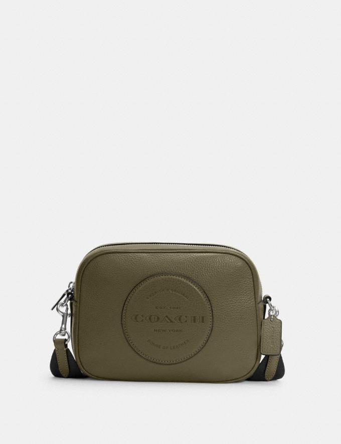 Coach Dempsey Camera Bag With Patch Sv/Surplus DEFAULT_CATEGORY