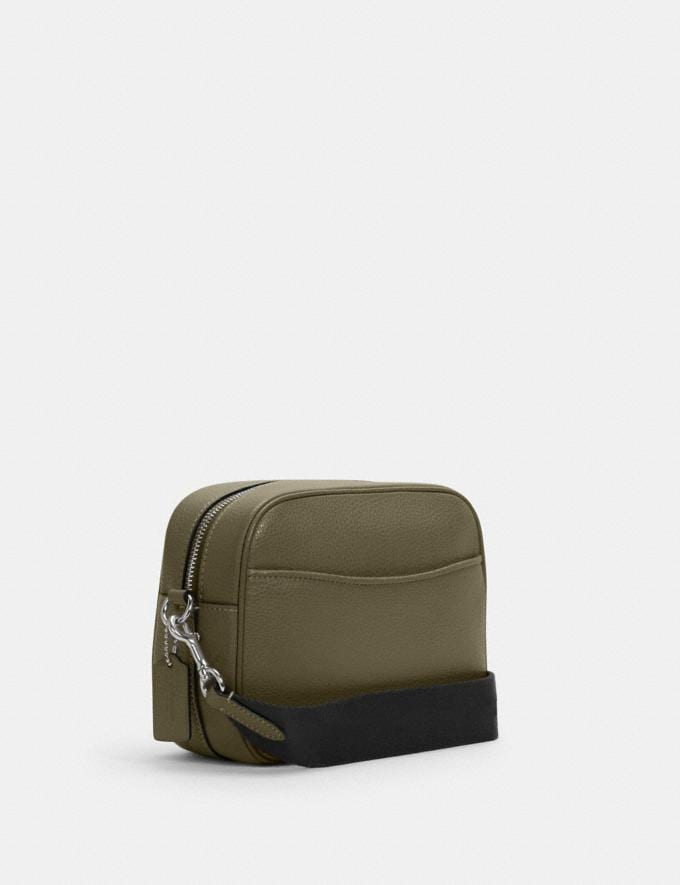 Coach Dempsey Camera Bag With Patch Sv/Surplus DEFAULT_CATEGORY Alternate View 1