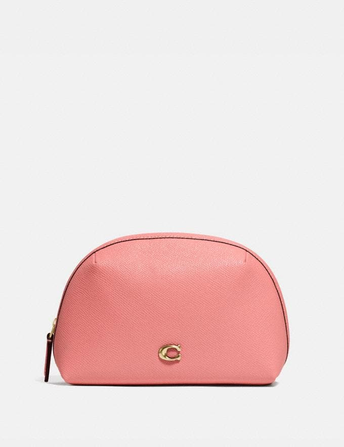 Coach Julienne Cosmetic Case 17 B4/Candy Pink DEFAULT_CATEGORY