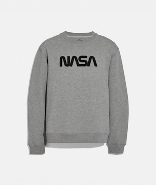 COACH FOREVER SPACE SWEATSHIRT