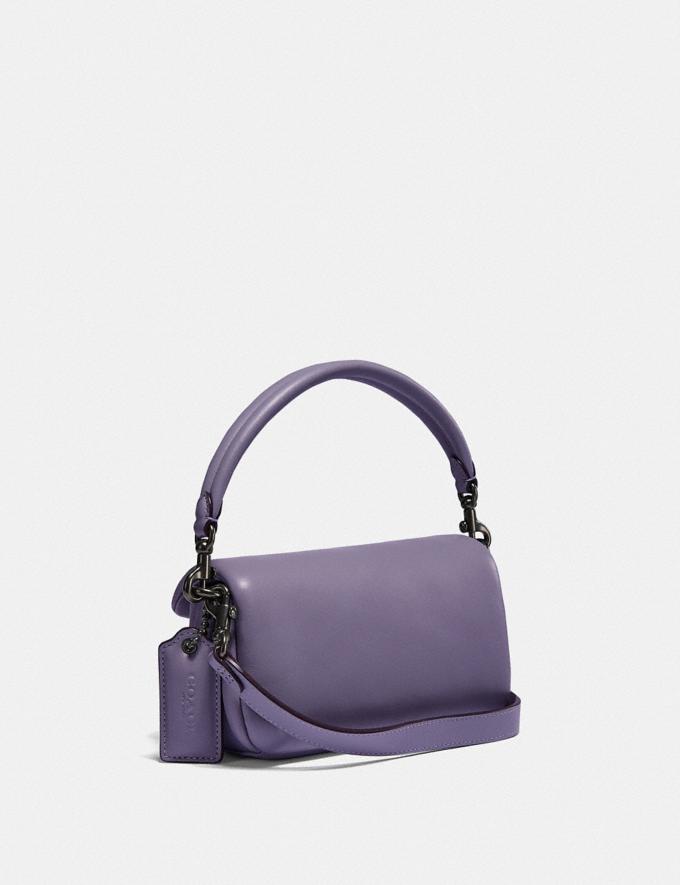 Coach Pillow Tabby Shoulder Bag 18 V5/Vintage Purple Translations 10.1 retail newness Alternate View 1