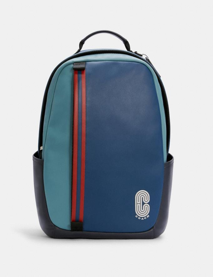EDGE BACKPACK WITH STRIPE