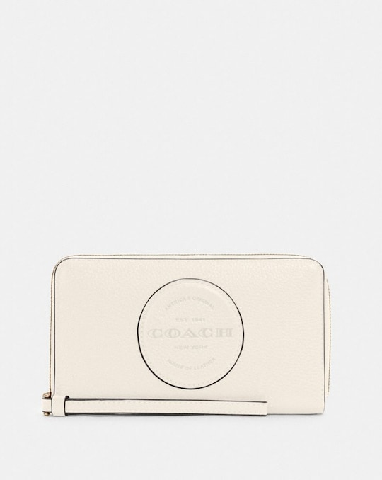 DEMPSEY LARGE PHONE WALLET