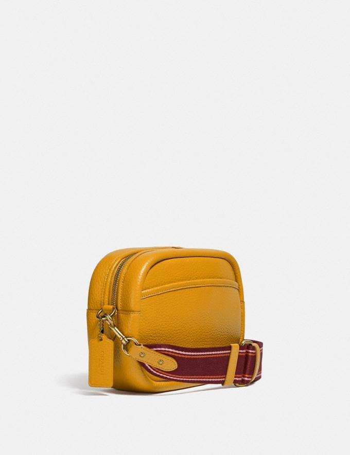 Coach Camera Bag B4/Buttercup New Women's New Arrivals Bags Alternate View 1