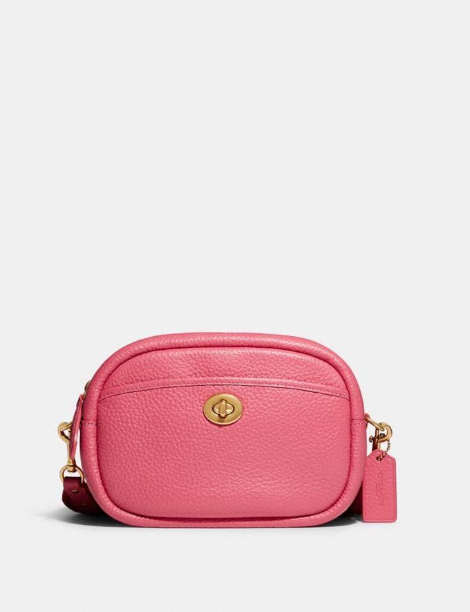 Coach Camera Bag B4/Watermelon New Women's New Arrivals Bags