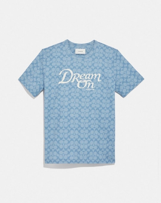 DREAM T-SHIRT IN ORGANIC COTTON