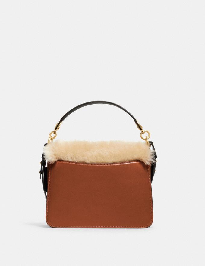 Coach Beat Shoulder Bag B4/1941 Saddle Natural Translations 10.1 retail newness Alternate View 2