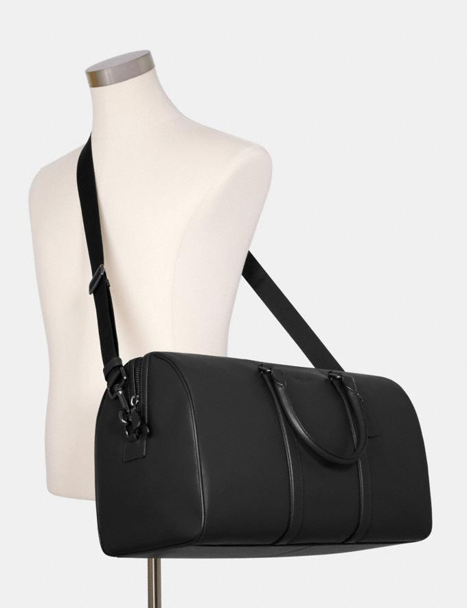Coach Venturer Bag Qb/Black 8.1 Outlet Newness Alternate View 3