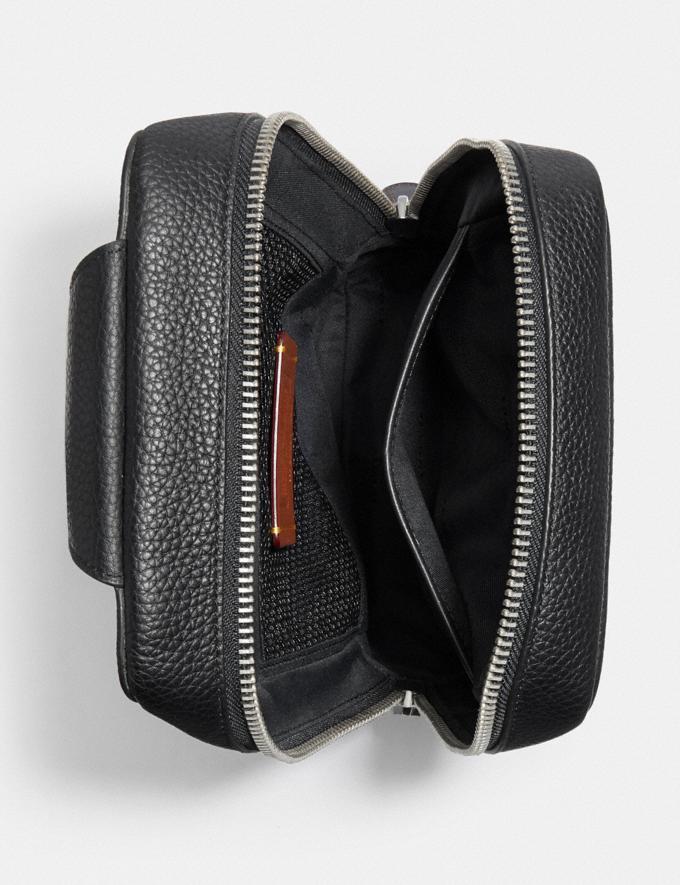 Coach Gotham Pack Black Copper/Black 8.1 newness Alternate View 2