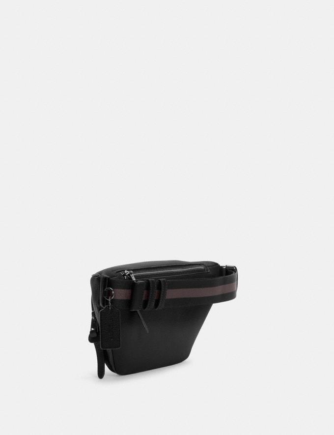 Coach Thompson Belt Bag Qb/Black 8.1 Outlet Newness Alternate View 1