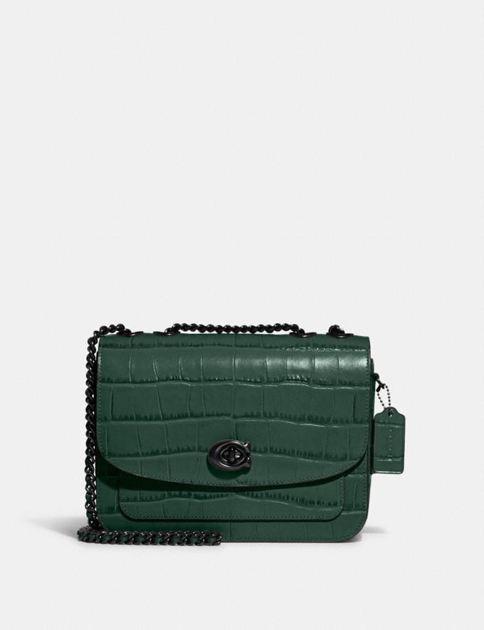 Coach Madison Shoulder Bag V5/Everglade