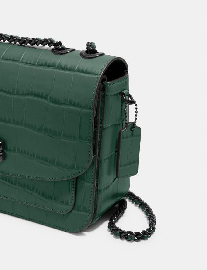 Coach Madison Shoulder Bag V5/Everglade  Alternate View 3