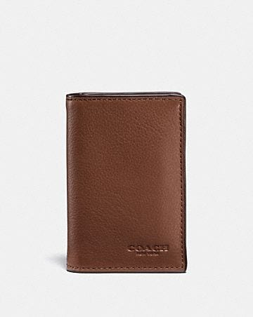 boxed bifold card case
