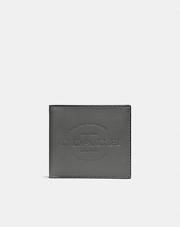 Coach DOUBLE BILLFOLD WALLET