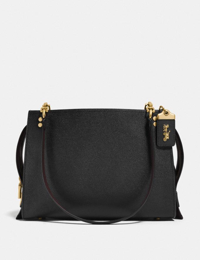 Coach Rogue Shoulder Bag Ol/Black
