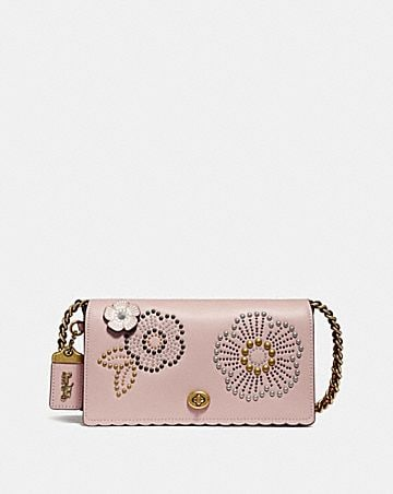 DINKY WITH TEA ROSE RIVETS
