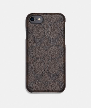 IPHONE 6S/7/8/X/XS CASE IN SIGNATURE CANVAS
