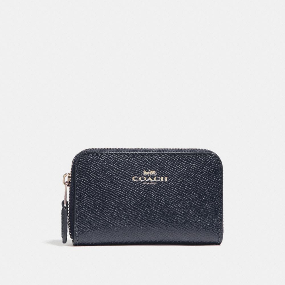 Coach Zip Around Coin Case