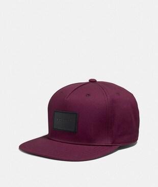 FLAT BRIM HAT