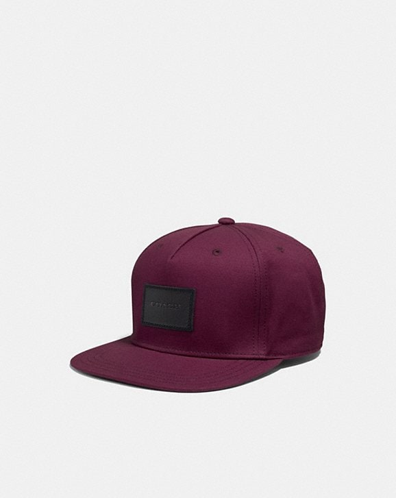 Coach FLAT BRIM HAT