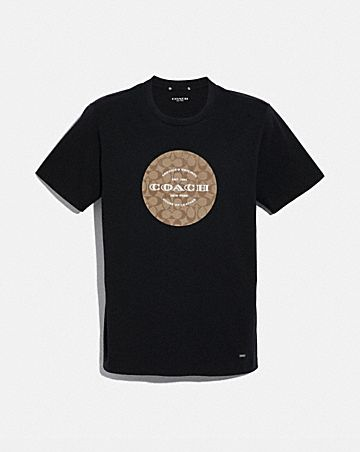 COACH SIGNATURE T-SHIRT