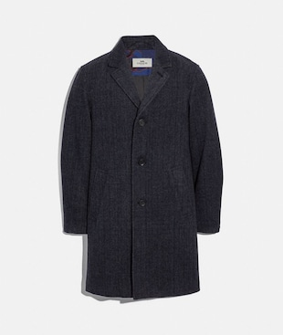 LONG WOOL TOPCOAT