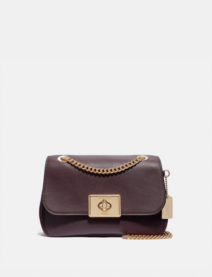 Coach Cassidy Crossbody Oxblood 1/Light Gold Explore Bags Bags Crossbody Bags