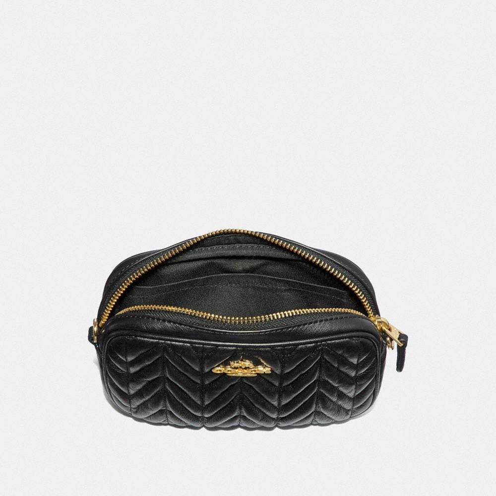Coach Convertible Belt Bag With Quilting Alternate View 1