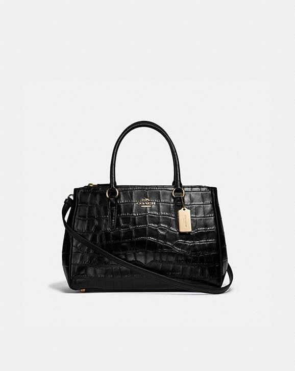 Coach LARGE SURREY CARRYALL