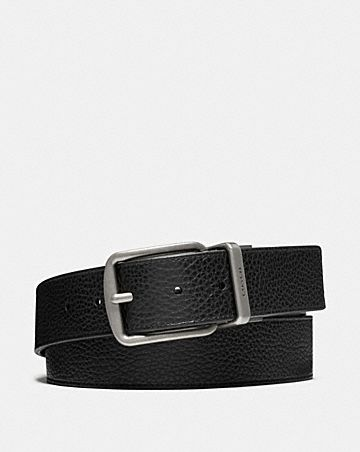 wide harness cut-to-size reversible belt
