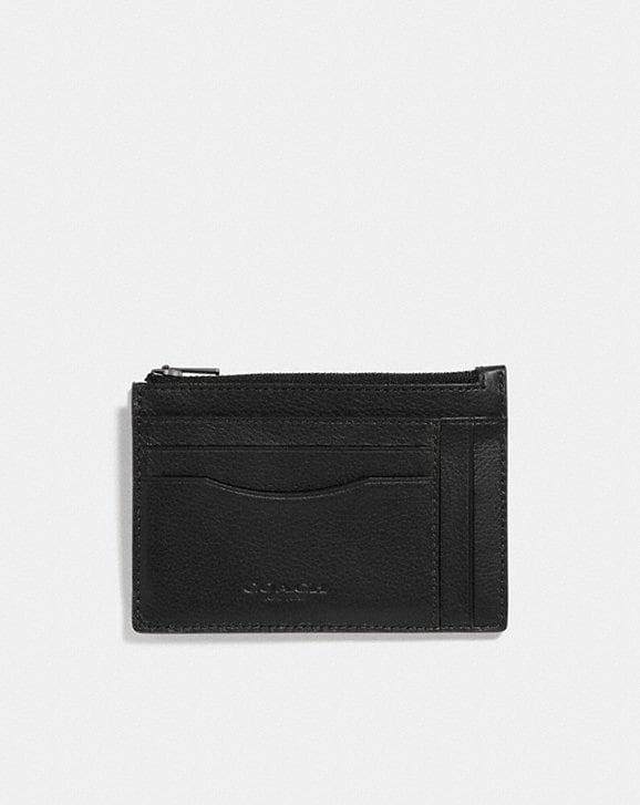 Coach MULTIWAY ZIP CARD CASE