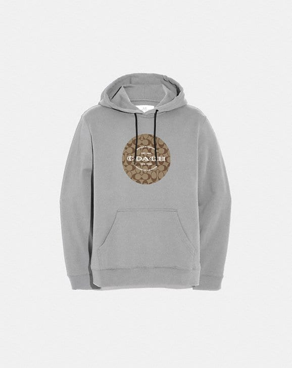 Coach PULLOVER HOODIE
