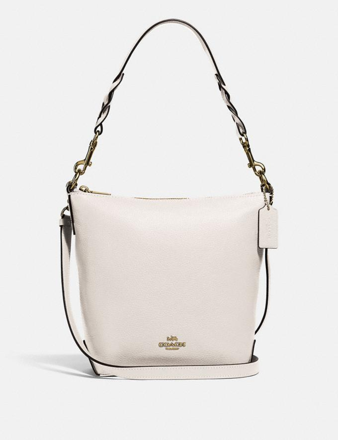 Coach Mini Abby Duffle Im/Chalk