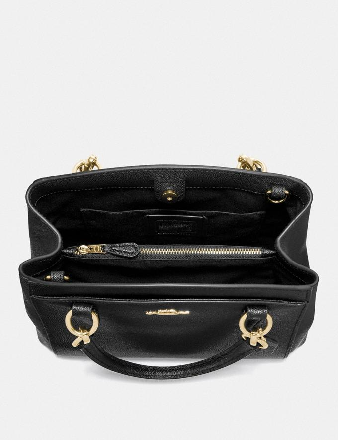 Coach Minetta Crossbody Midnight/Imitation Gold Explore Bags Bags Crossbody Bags Alternate View 1