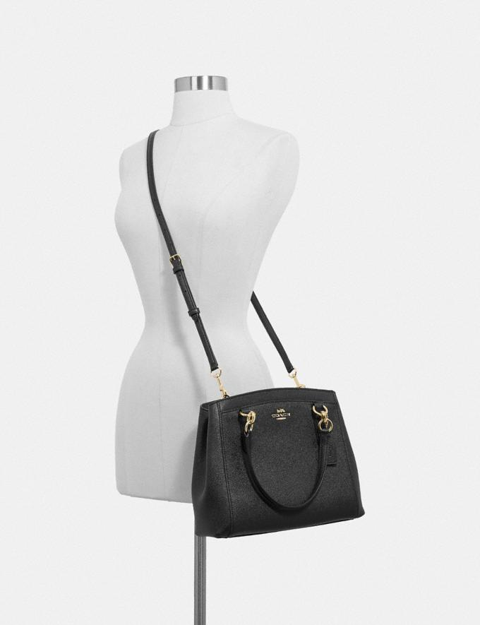 Coach Minetta Crossbody Midnight/Imitation Gold Explore Bags Bags Crossbody Bags Alternate View 2