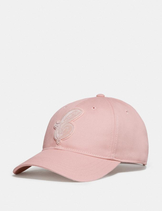 Coach Varsity C Patch Hat Carnation