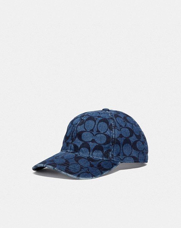 Coach SIGNATURE HAT