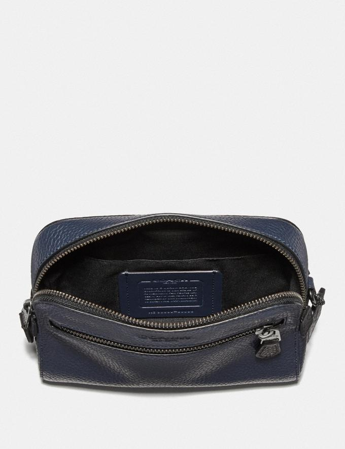 Coach West Belt Bag Qb/Midnight Navy Explore Men Explore Men Bags Alternate View 1
