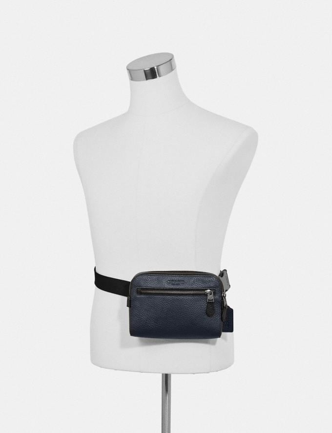Coach West Belt Bag Qb/Midnight Navy Explore Men Explore Men Bags Alternate View 2