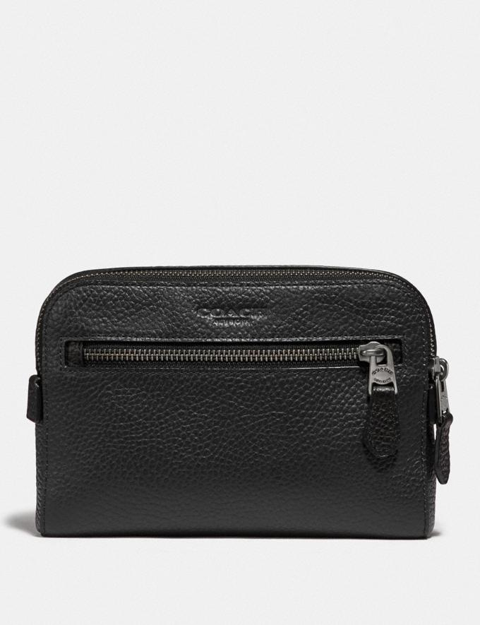 Coach West Belt Bag Qb/Black Explore Men Explore Men Travel