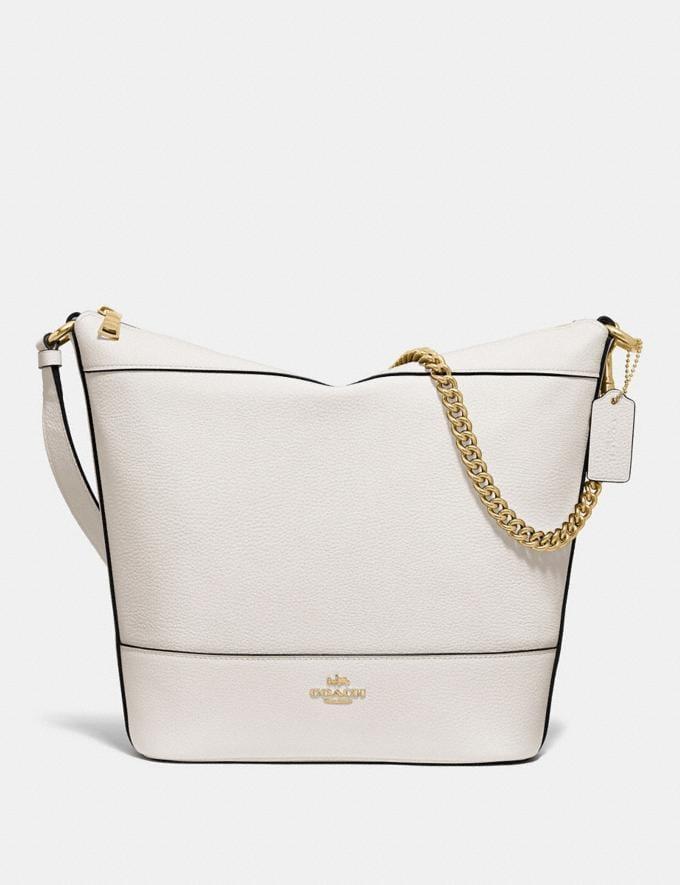 Coach Paxton Duffle Chalk/Gold Explore Bags Bags Shoulder Bags