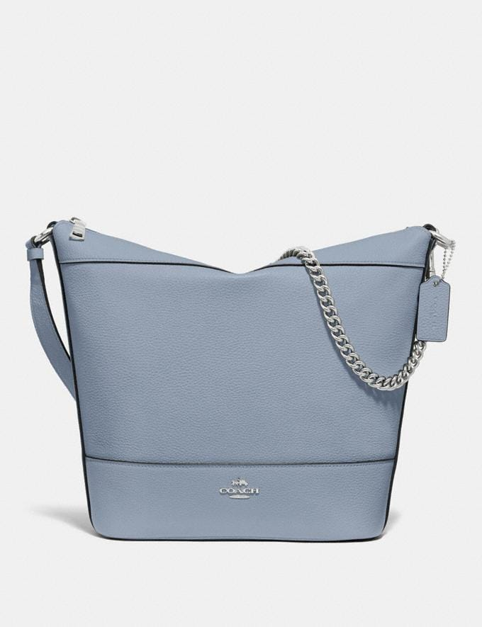 Coach Paxton Duffle Steel Blue Explore Bags Bags Shoulder Bags