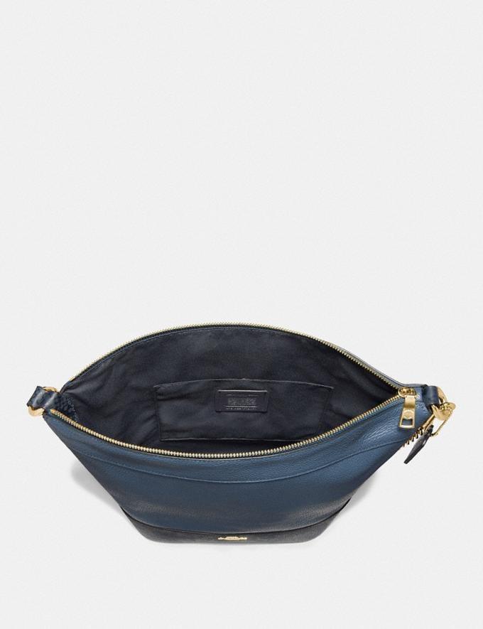 Coach Paxton Duffle Dark Denim Explore Bags Bags Shoulder Bags Alternate View 1