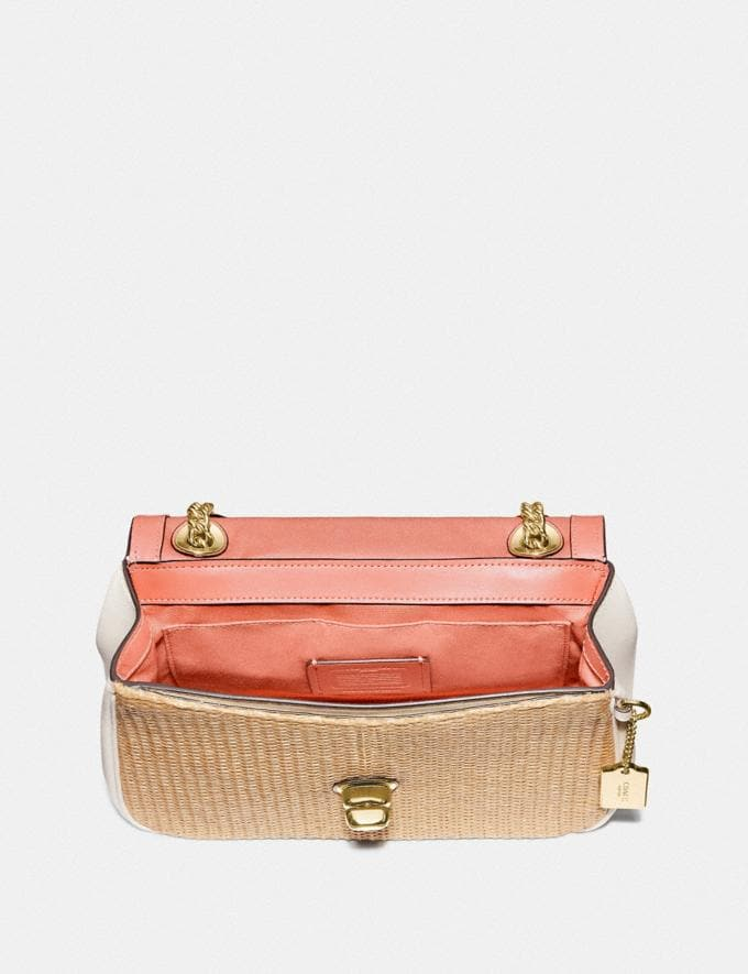 Coach Cassidy Crossbody Natural Chalk/Gold Explore Bags Bags Crossbody Bags Alternate View 1