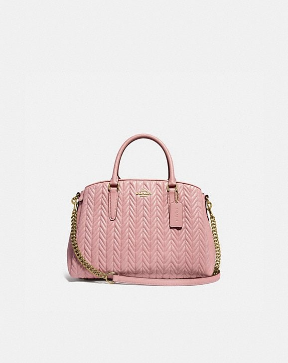 Coach SAGE CARRYALL WITH QUILTING