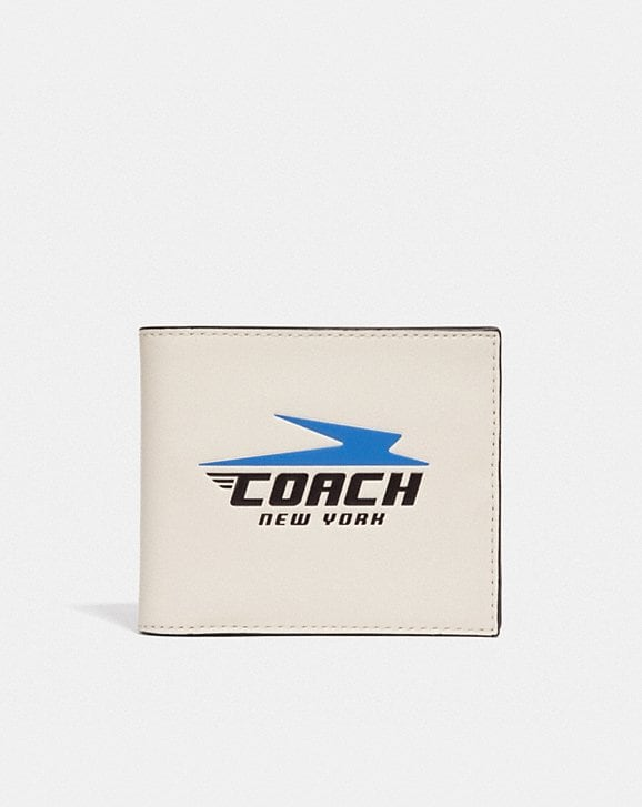 Coach 3-IN-1 WALLET WITH VINTAGE COACH MOTIF