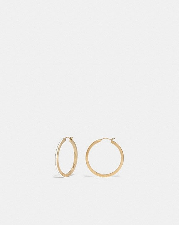 Coach HOOP EARRINGS