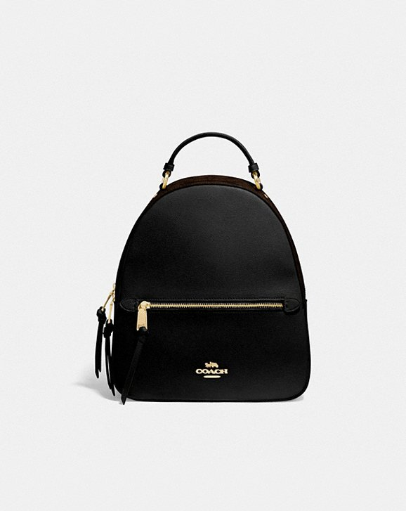 Coach JORDYN BACKPACK WITH SIGNATURE CANVAS