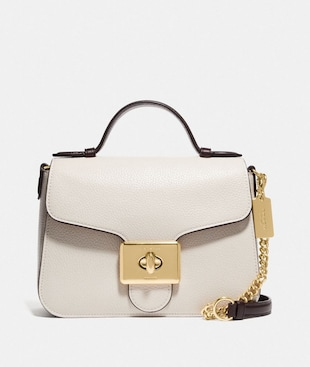 CASSIDY TOP HANDLE CROSSBODY